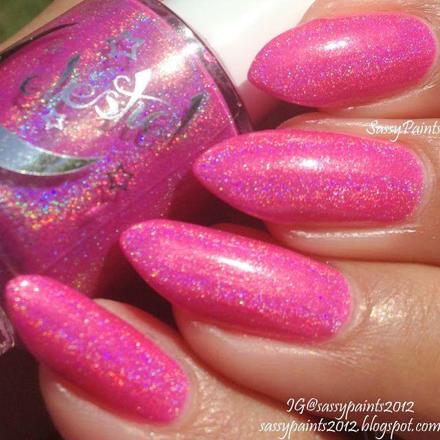 Celestial Cosmetics - Pink Posy