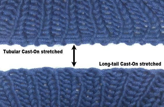 Long Tail Cast On To Knit Stitch : 249 best images about Knitting Stitches on Pinterest More Ribs, Lace knitti...