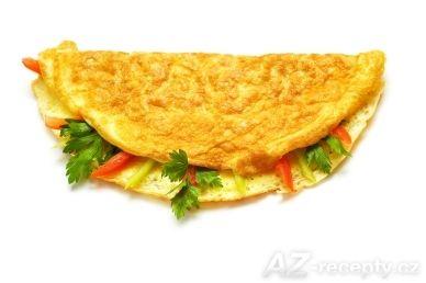 Nadýchané vaječné omelety