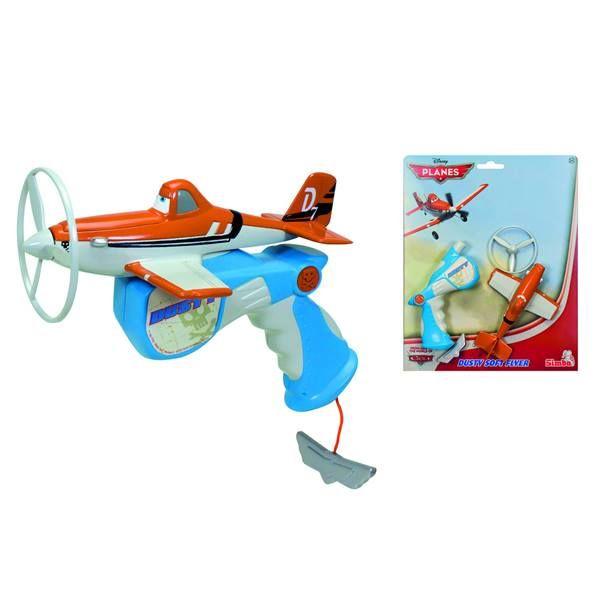 Flouda store   Αεροπλάνο με πιστόλι εκτόξευσης Planes Dusty