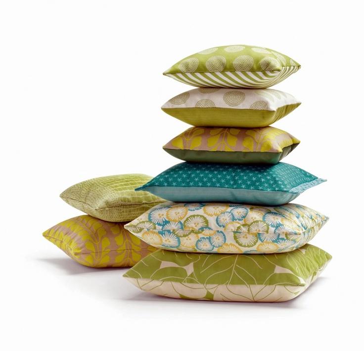 EGO PARIS Cushion Collection Pacific