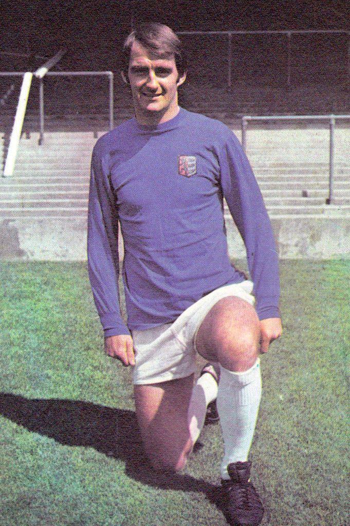 Frank Clarke Ipswich Town 1969