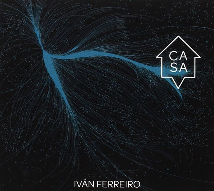 ivan-ferreiro-casa-frontal #cover #covercd #portada #portadacd #caratula #caratulacd #albumcover