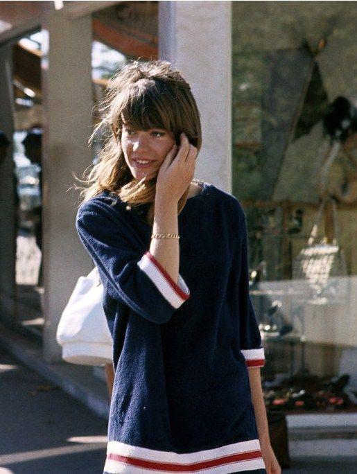 Style Icon: Francoise Hardy