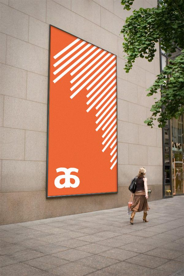 Outdoor Billboards Mockup Templates by Ahmed Adel, via Behance