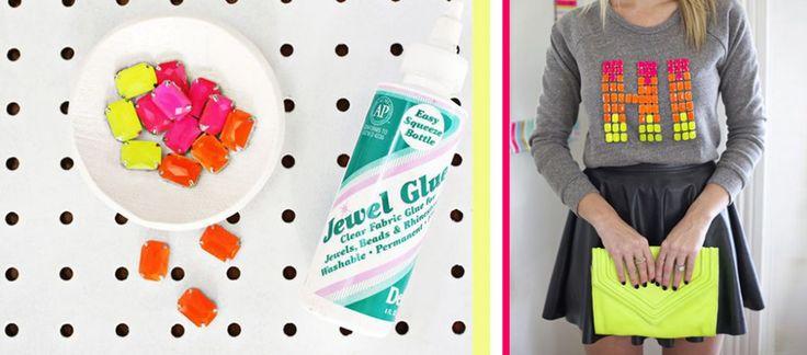 Pimp my Pulli: 5 geniale Upcycling-Ideen für alte Kleidung