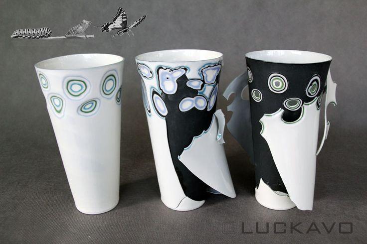 vases birth ... every piece is original