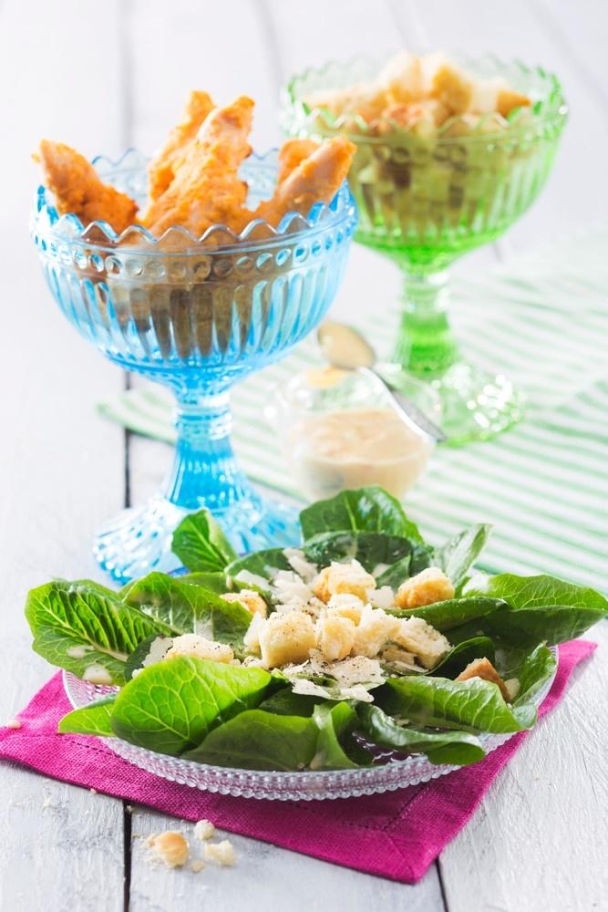 Caesar-salaatti | K-ruoka