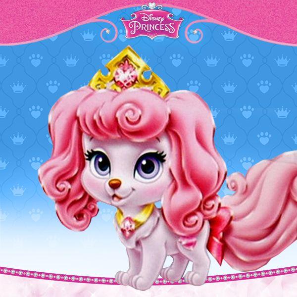 Disney Princess Palace Pets - Macaron (Aurora's puppy)