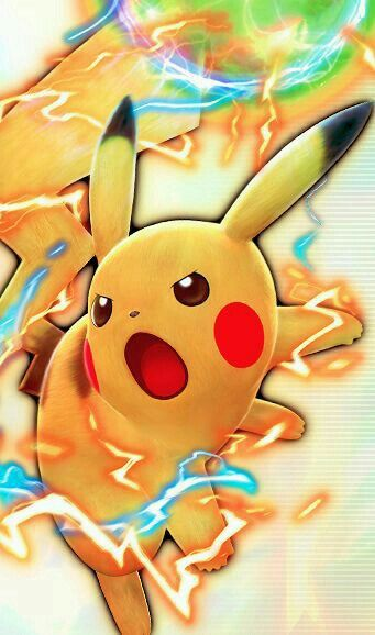 Pikachu; Pokémon