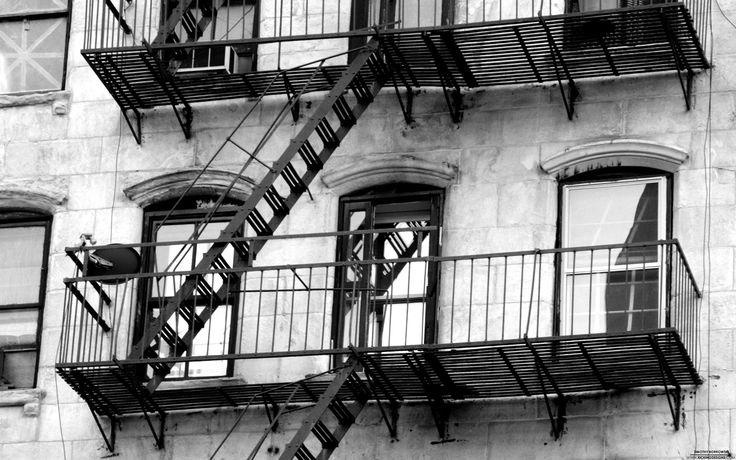 #arquitetura #newyork #escadas #stairs #enquadrar