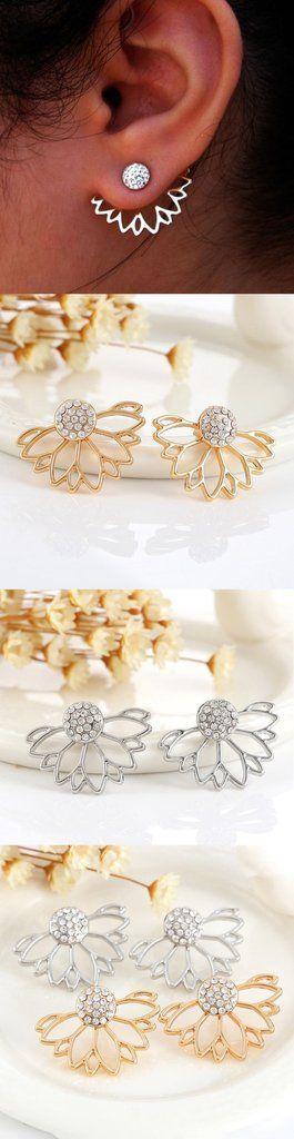 Spalking Earrings