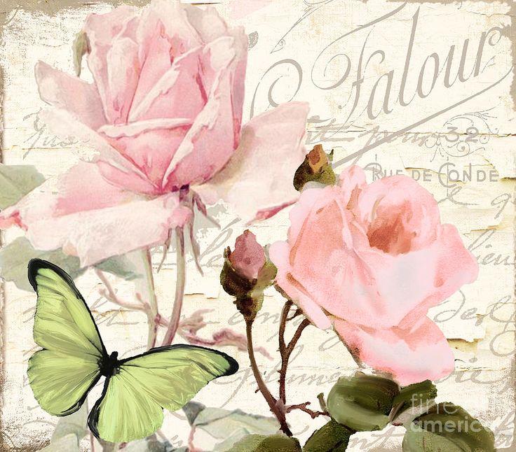 Florabella IIi Painting