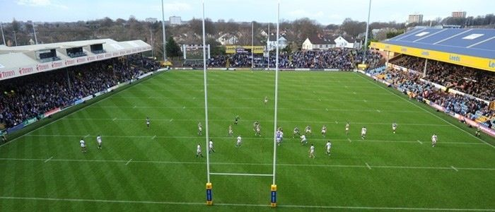 Rugby League at Headingley