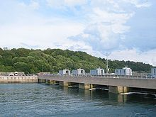 Tidal barrage - Wikipedia, the free encyclopedia