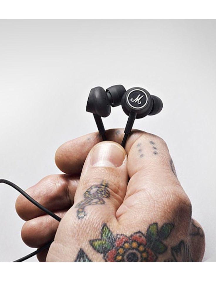 Marshall Mode (Black and White) #experienceheadphones #headphones #streetstyle #xmasguide #style #fashion #wishlist