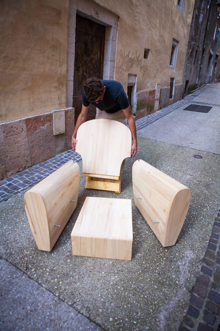 les 78 meilleures images du tableau fauteuil bois de. Black Bedroom Furniture Sets. Home Design Ideas