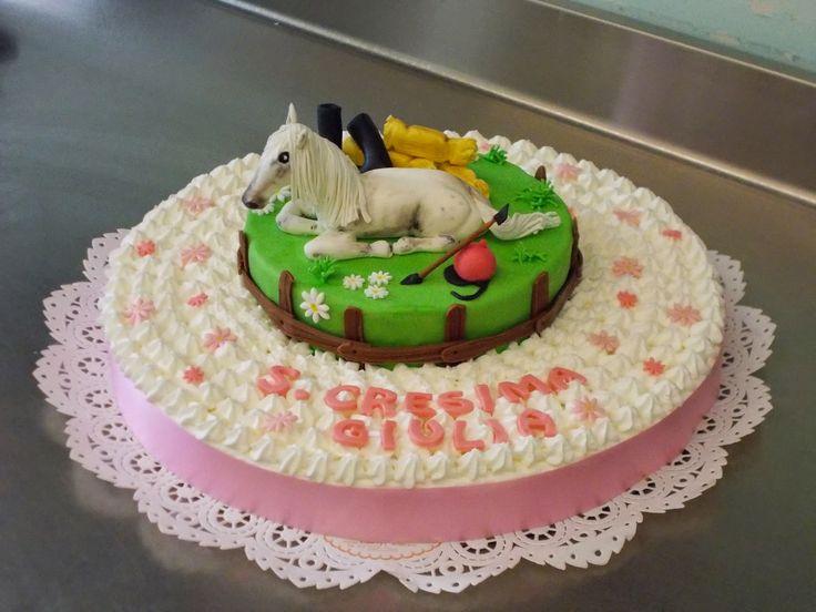 Le Delizie di Ve: Horse cake