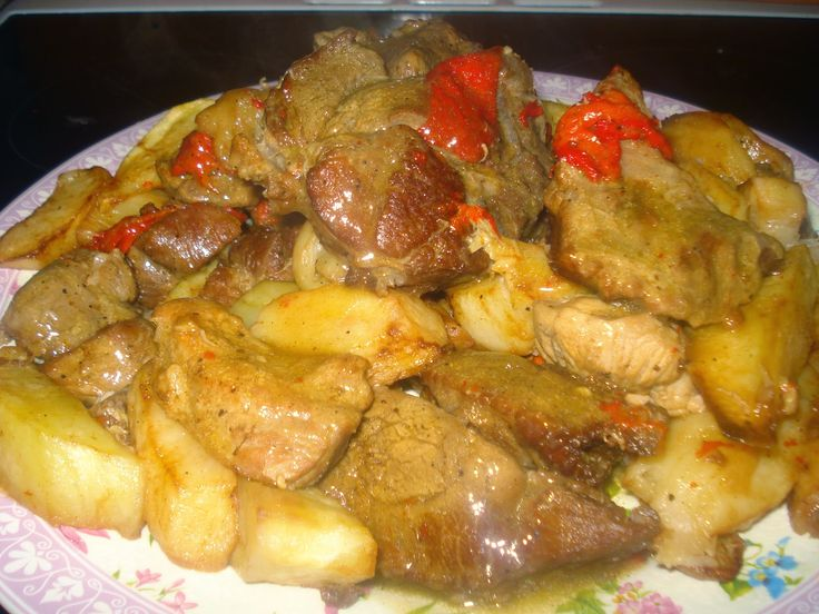 Κοτόπουλο, Μοσχάρι ή Χοιρινό Ψητό της Κατσαρόλας ή Λεμονάτο (ψητό κατσαρόλας)…
