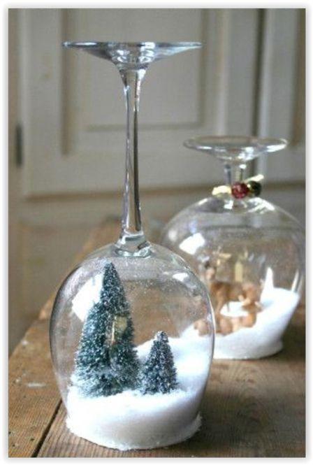 今年のクリスマスは手作りのデコレーションをしたい!と思っている方必見!オリジナルのスノードームはいかがですか?プチプラグッズのみで、簡単に自分だけの素敵なクリスマス・オブジェが出来上がります♡
