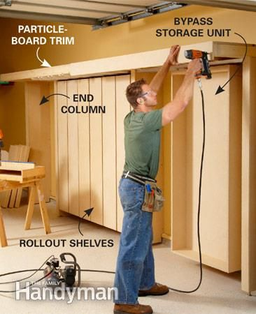 326 Best Images About Creative Storage Garage Tools And