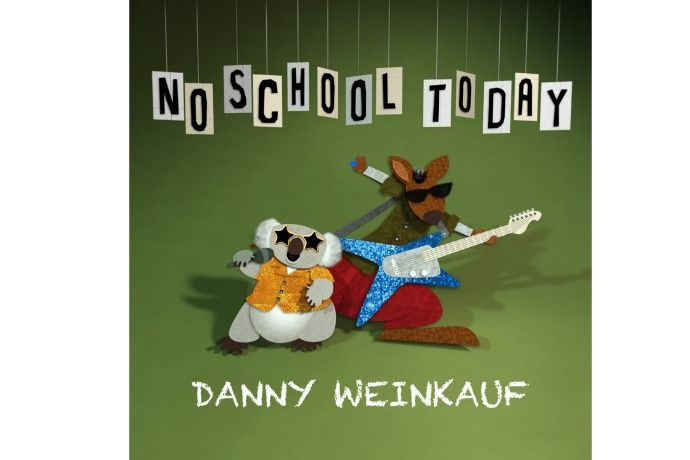 No School Today: Great new album for kids from Danny Weinkauf of They Might be Giants