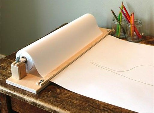 Table-top Paper holder with Cutter $18