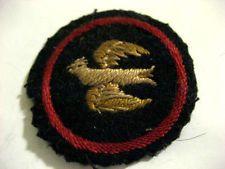 Vintage UK Girl Guide Patrol Emblem