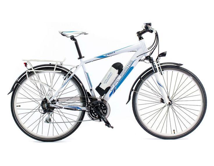 Rower elektryczny Crussis 4-Road-2 (2014)