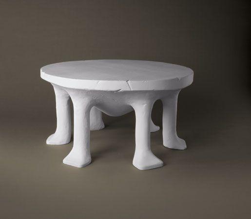 Large Six Legged African Table Via David Sutherland