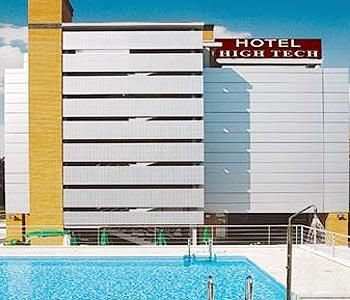 High Tech Madrid Aeropuerto Hotel