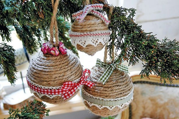 Whatever your festive style, we've got the ultimate guide on how to make Christmas baubles and decorate your tree with your own homemade decorations