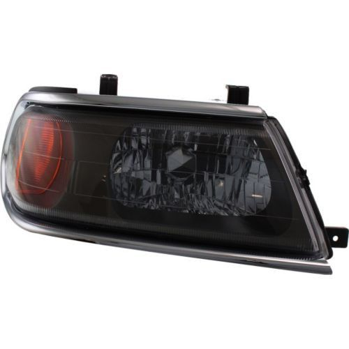 2000 Mitsubishi Montero Sport Head Light RH, Assembly, Chrome