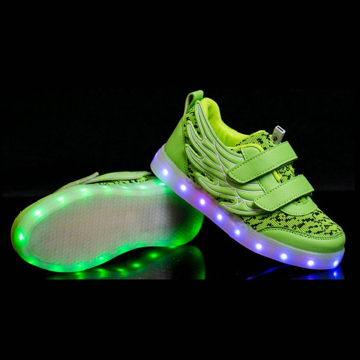 >> Click to Buy << 2017 New Led Sneakers Kids Basket Chaussure Lumineuse Enfant Garcon Casual Boys Lighting Girls Fille Children Shoes With Light #Affiliate