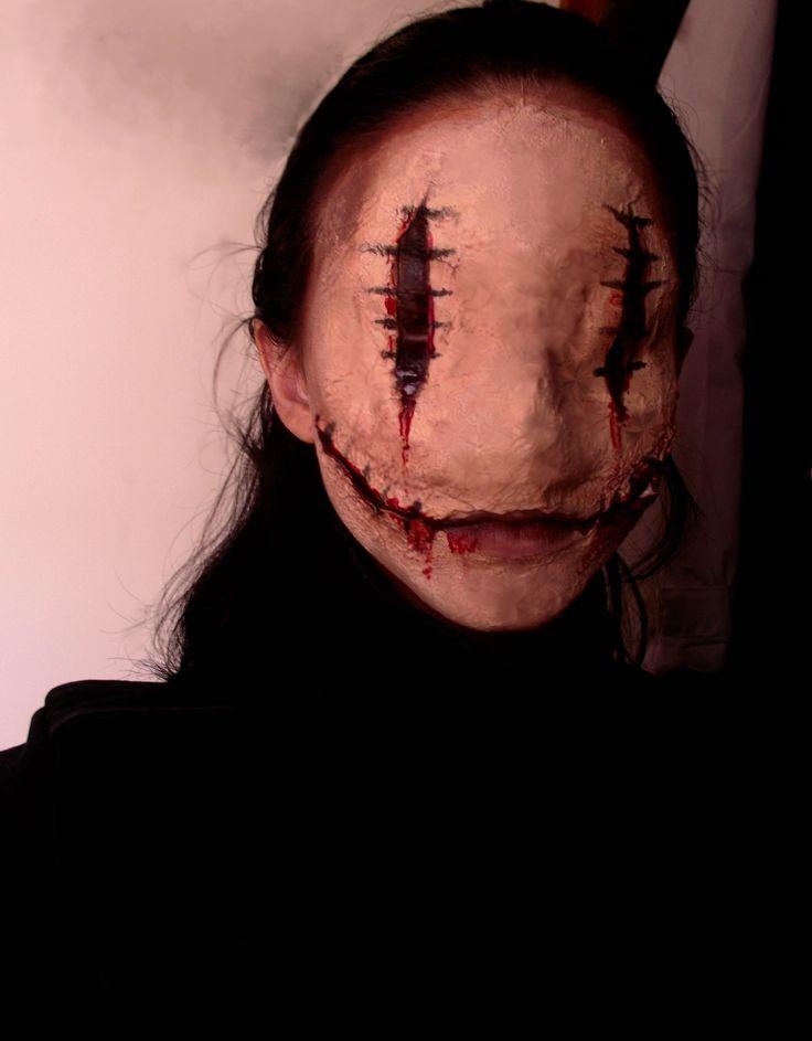Smiley Makeup by Creapitome.deviantart.com on @deviantART