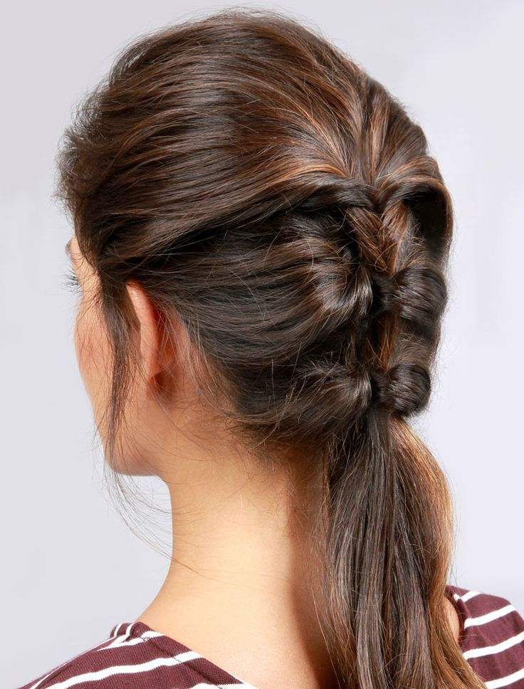 We're turning your everyday ponytail on its head with this week's Topsy Ponytail Hair Tutorial! Check it out on the Lulus.com blog!