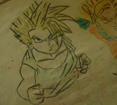Trunks dragon ball z