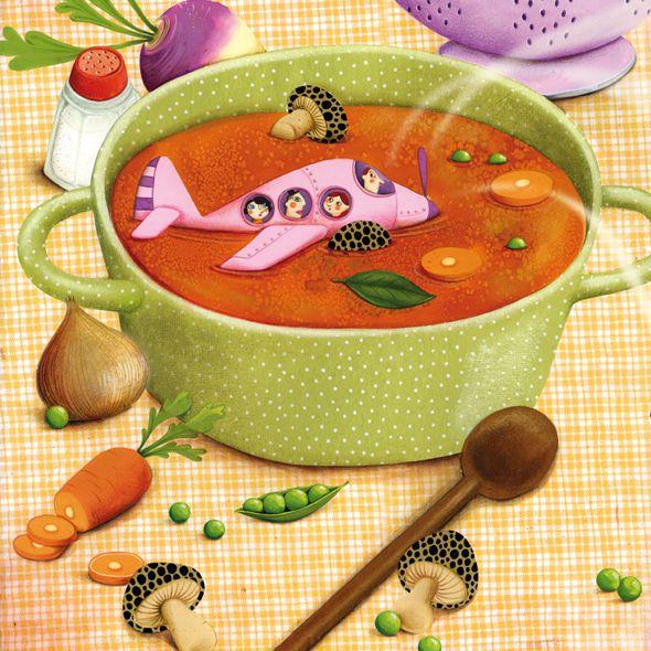 hum la bonne soupe !