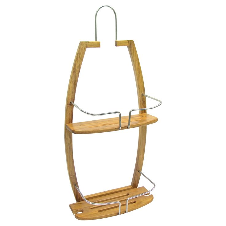Shower Caddy Bamboo (Green) Spa Sensations - Ginsey