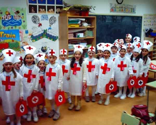 Enfermeras/nurses