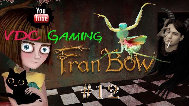 Fran Bow !ТАНЦЫ В БАРЕ ДО УПАДА! #12