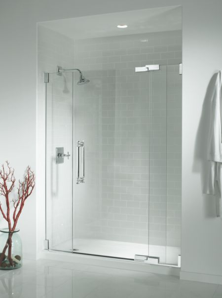 kohier frameless shower door - the pros and cons of frameless showers