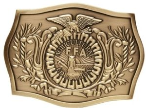 The National FFA Organization (also known as Future Farmers of America)