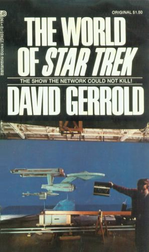 """I accumulated a respectable library of books about the original """"Star Trek"""" TV series, as well as many books about science fiction and horror movies. If you'd told me when I was 13 that there would be half a dozen offshoot """"Star Trek"""" TV series and numerous feature films...well, I would have been rapt with interest! The original series (TOS to geeks) will never be surpassed in my heart."""