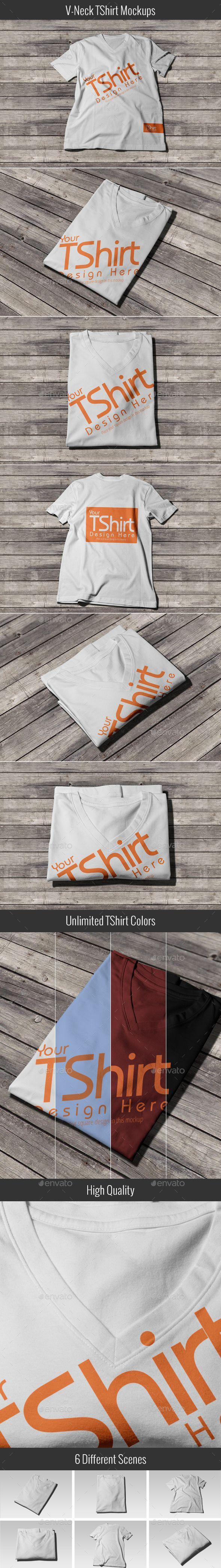 T shirt design app for ipad - T Shirt Mock Up V Neck