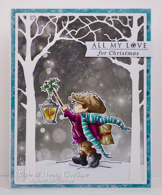 LOTV - Festive Lantern by Steph Hill