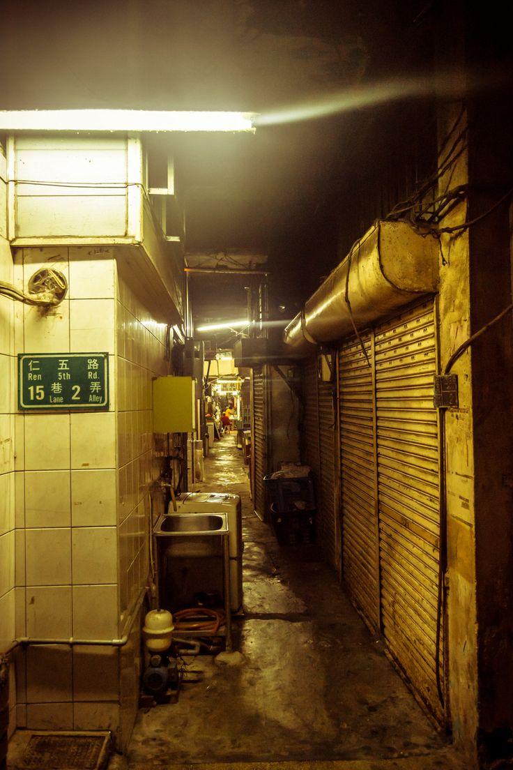 bellatorinmachina:  Taipei, Taiwan