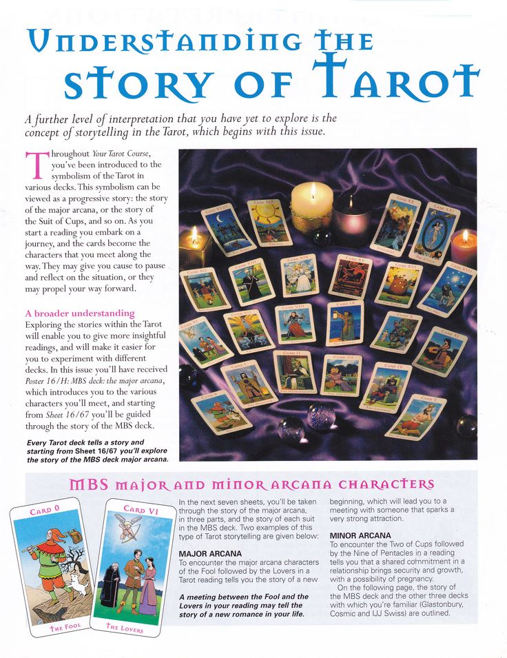 Arcane Mysteries | Understanding the story of Tarot