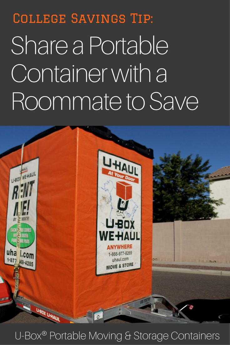 U Box Portable Storage Moving Containers