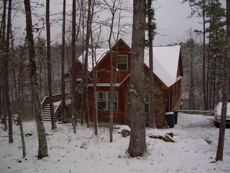 House vacation rental in Heber Springs, AR, USA from VRBO.com! #vacation #rental #travel #vrbo